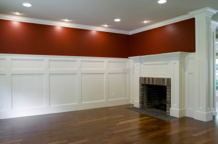 Decorative Molding Wood Crown Networx