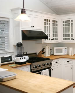 Wood countertops the pros and cons networx for Birch kitchen cabinets pros and cons