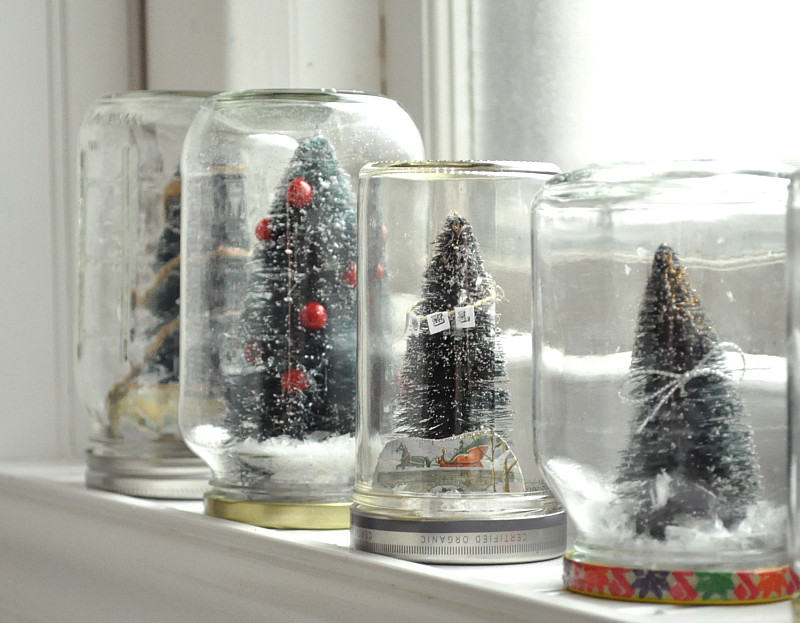 Diy Snow Globes With Or Without Water Networx