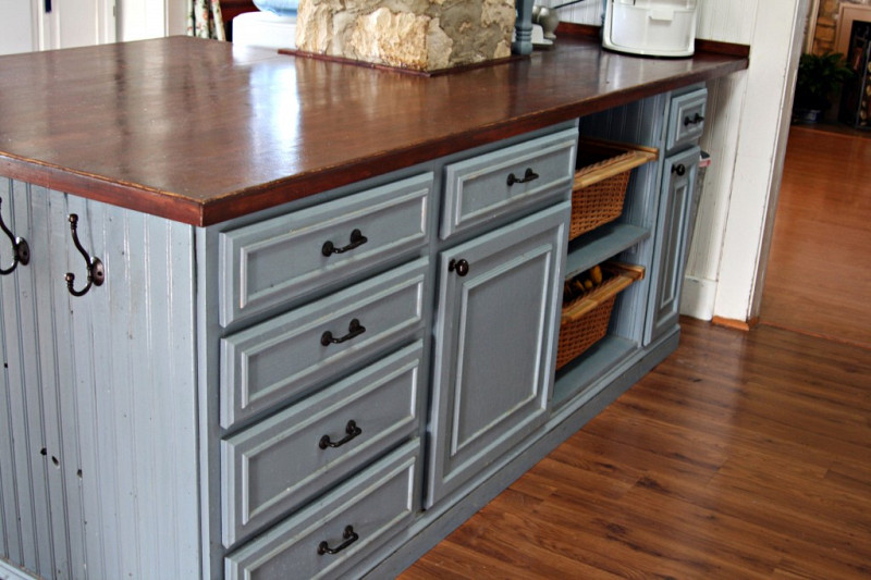 Five DIY Recycled Kitchen Countertop Ideas - Networx
