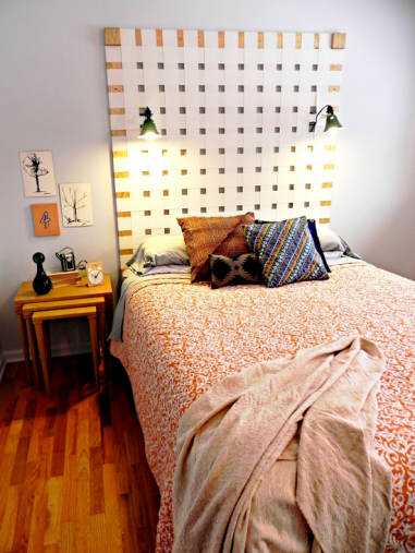 Diy Headboard Ideas Using Recycled Materials Networx