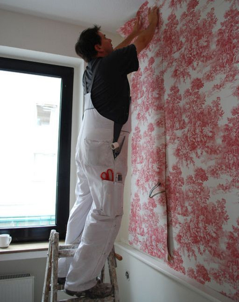diy wallpaper hanging and removal networx