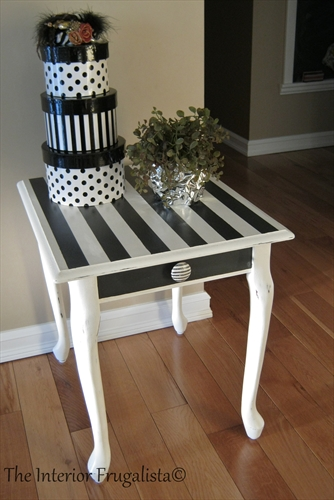 9 Adorable Diy End Tables Networx