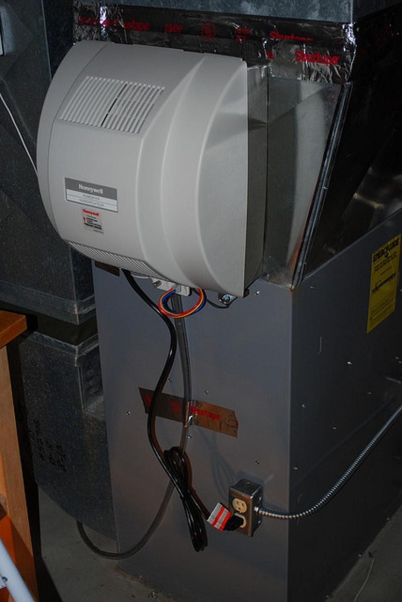 Whole House Humidifier Less Hvac Energy More Comfort