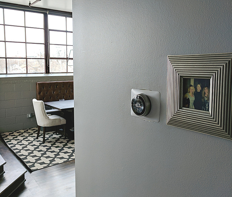 installing nest thermostat almost as hard as learning to use it networx. Black Bedroom Furniture Sets. Home Design Ideas