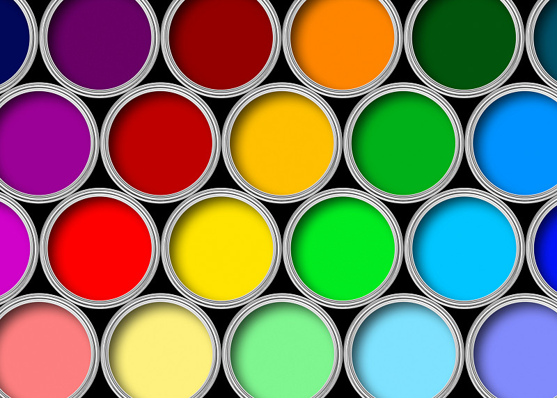 Best Type Of Paint For Vivid Colors