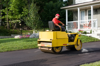 Cost of driveway resurfacing networx for Can i paint asphalt driveway