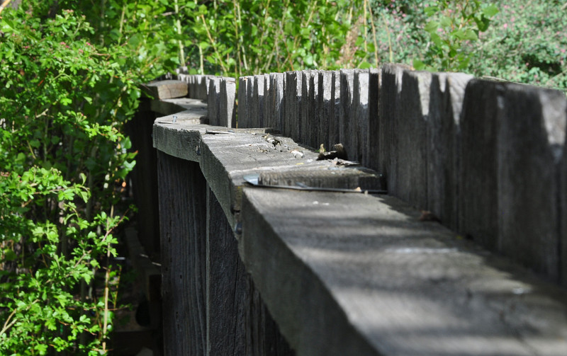 How To Build A Rot Proof Wood Fence Networx