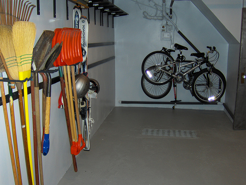 How To Organize A One Car Garage Networx