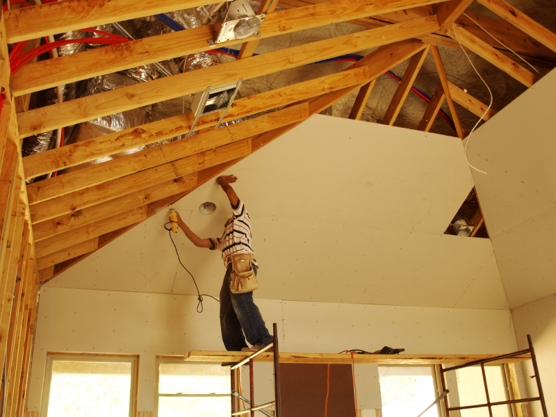Prevent Mold With Paperless Drywall Networx