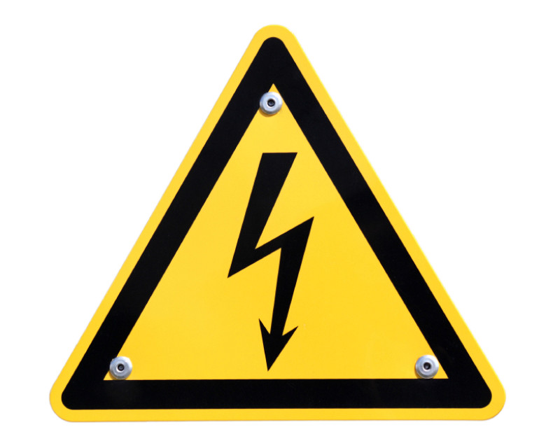dangerous wires warning signs networx