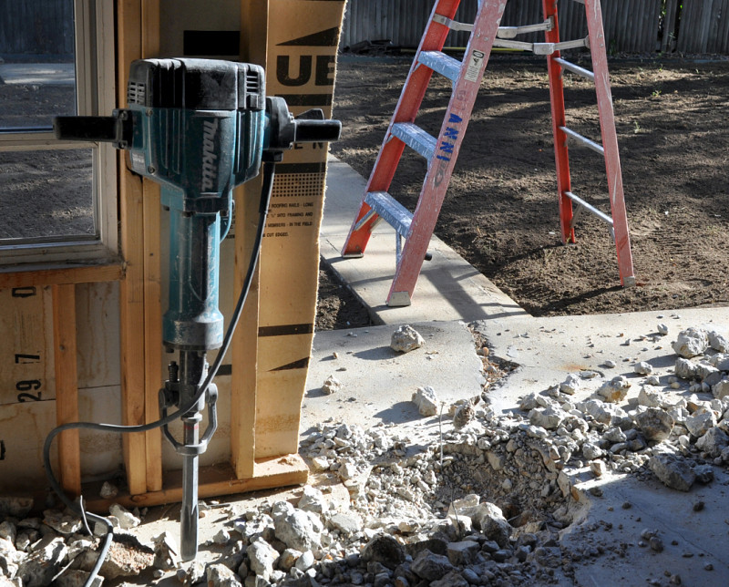 How To Use A Jackhammer Without Dying Networx