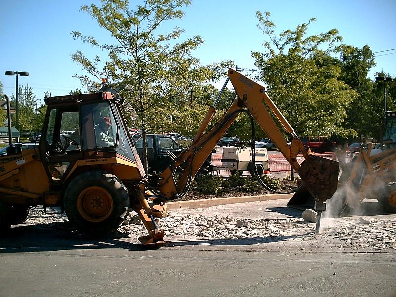 How To Remove Concrete To Create A Garden Networx